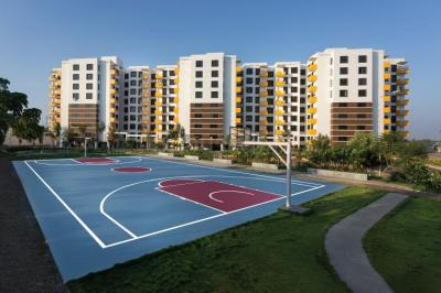 Gallery Cover Image of 700 Sq.ft 2 BHK Apartment for rent in Provident Welworth City, Rajanukunte for 6000