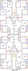 Gallery Cover Image of 850 Sq.ft 2 BHK Independent House for buy in Abhay Ratna Shine, Chandkheda for 3995000