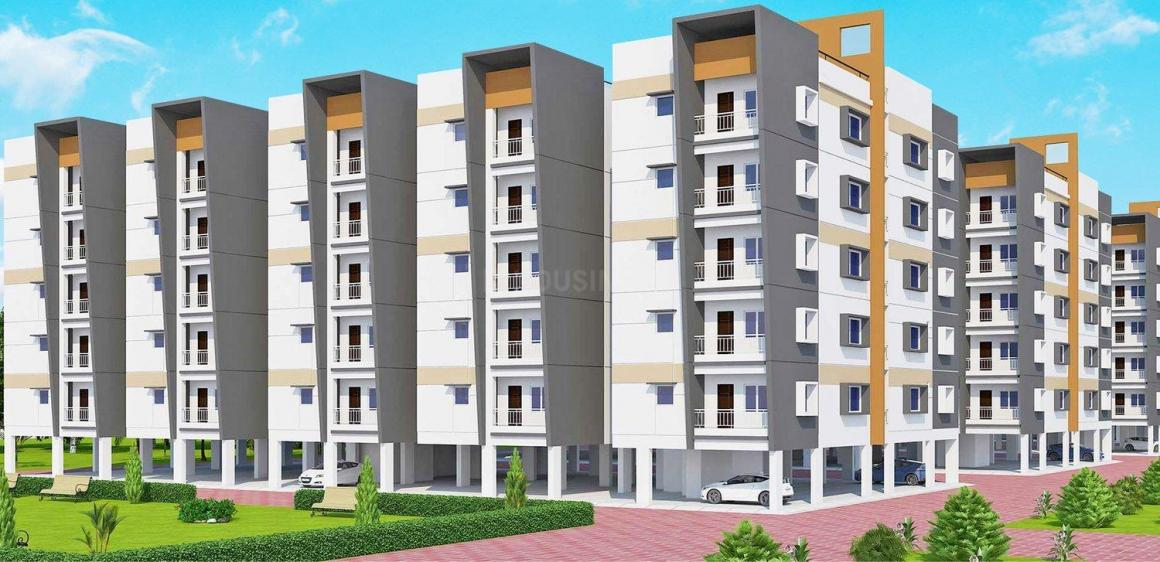 Project Image of 981.0 - 1235.0 Sq.ft 2 BHK Apartment for buy in Vasathi Navya