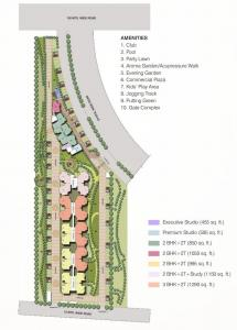 Project Image of 931 - 3165 Sq.ft 2 BHK Apartment for buy in Venetia Heights Greater Noida West