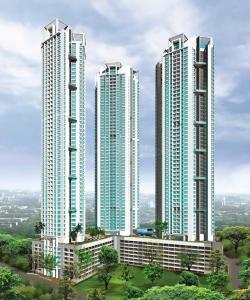 Gallery Cover Image of 1420 Sq.ft 2 BHK Apartment for rent in Orchid Woods, Goregaon East for 60000