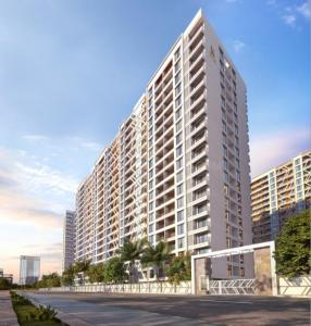 Project Image of 694.0 - 960.0 Sq.ft 2 BHK Apartment for buy in K Town