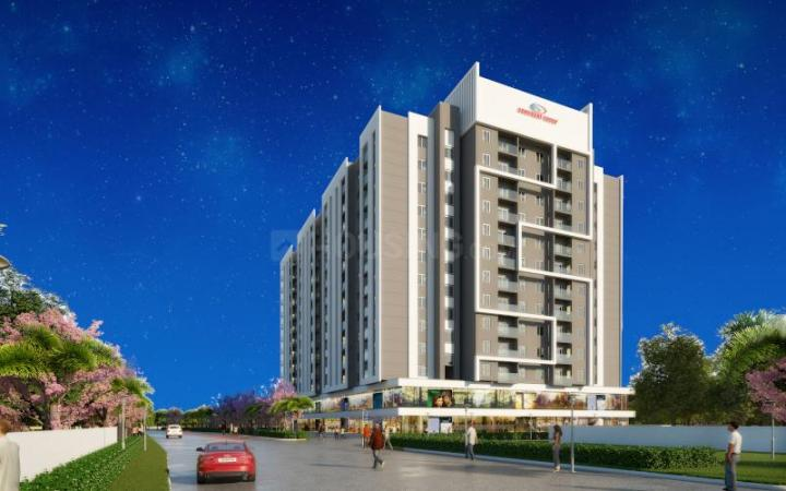 Project Image of 927.0 - 1114.0 Sq.ft 2 BHK Apartment for buy in Confident Oxygen