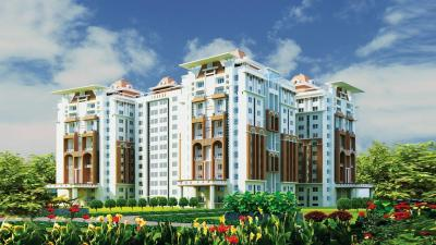 Gallery Cover Image of 1565 Sq.ft 4 BHK Apartment for rent in Kumar Sophronia, Wadgaon Sheri for 50000