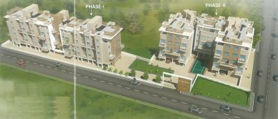 ओंकारेश स्वर्ण जीवन फेज 1 में खरीदने के लिए 208 - 427 Sq.ft 1 RK अपार्टमेंट प्रोजेक्ट  की तस्वीर