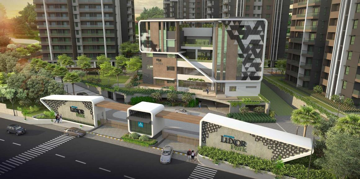 Project Image of 1184.89 - 1961.29 Sq.ft 3 BHK Apartment for buy in Aparna Luxor Park
