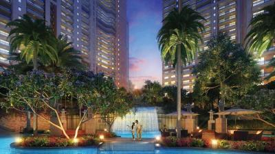 Gallery Cover Image of 4562 Sq.ft 4 BHK Independent House for buy in DLF The Crest, Sector 54 for 103000000