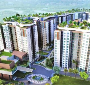 Project Image of 1010.0 - 2760.0 Sq.ft 2 BHK Apartment for buy in Siddha Galaxia 2