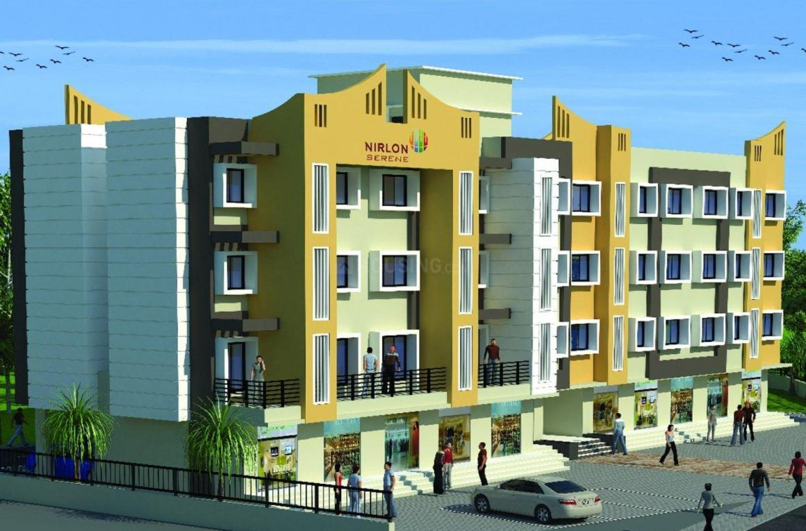 Project Image of 226.47 - 349.29 Sq.ft 1 RK Apartment for buy in Nirlon Serene