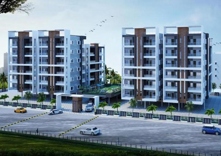 Project Image of 1130 - 1700 Sq.ft 2 BHK Apartment for buy in Poorva Shankeshwar Apartment