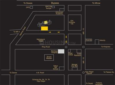 Project Image of 2091.12 - 2117.17 Sq.ft 4 BHK Apartment for buy in Apollo Phase Cressida I At Apollo DB City