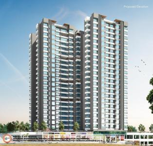 Project Image of 590.08 - 938.94 Sq.ft 2 BHK Apartment for buy in Terraform Elite