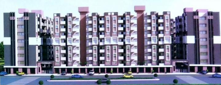 Project Image of 585.0 - 720.0 Sq.ft 1 BHK Apartment for buy in Gajanan 189