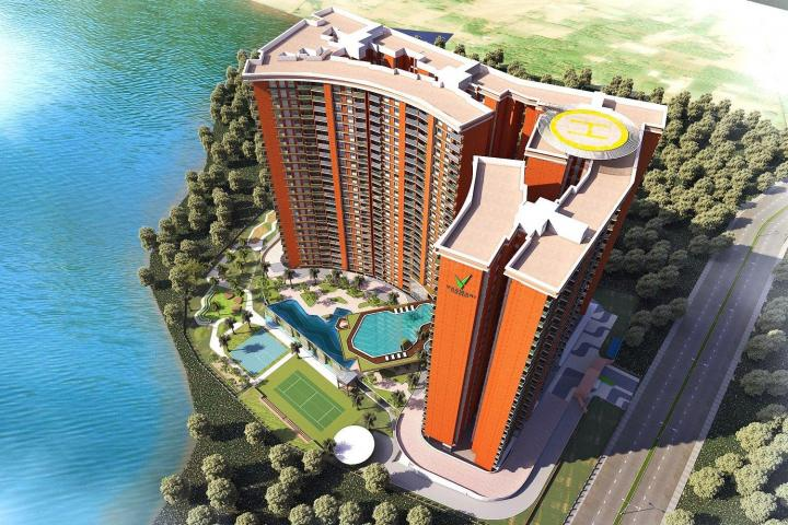 Project Image of 1835.0 - 2895.0 Sq.ft 3 BHK Apartment for buy in Vaswani Exquisite