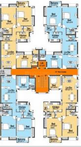 Project Image of 1055 - 2815 Sq.ft 1.5 BHK Apartment for buy in Doshi Etopia 1
