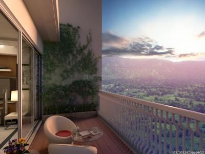 Gallery Cover Image of 655 Sq.ft 1 BHK Apartment for buy in Nexzone, Panvel for 4600000