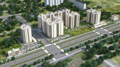 Gallery Cover Image of 593 Sq.ft 2 BHK Apartment for buy in Agrasain Aagman 2, Sector 70 for 2500000