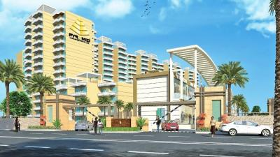 Gallery Cover Image of 1050 Sq.ft 2 BHK Apartment for rent in Pyramid Urban 67A, Sector 67 for 18000