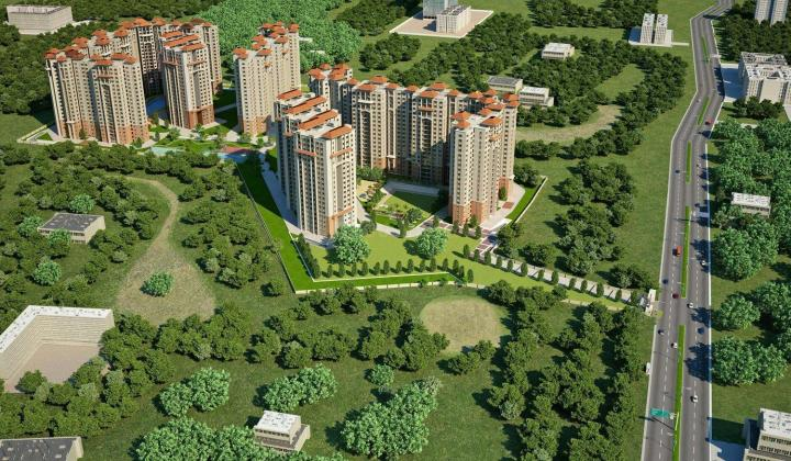 Project Image of 605.0 - 1610.0 Sq.ft 1 BHK Apartment for buy in Skylark Ithaca