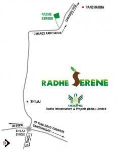 Radhe Radhe Serene