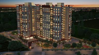 Gallery Cover Image of 957 Sq.ft 2 BHK Apartment for rent in Serene Town, Kannamangala for 14500