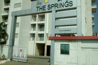 Gallery Cover Image of 2500 Sq.ft 4 BHK Apartment for rent in Platinum The Springs, Kalamboli for 45000