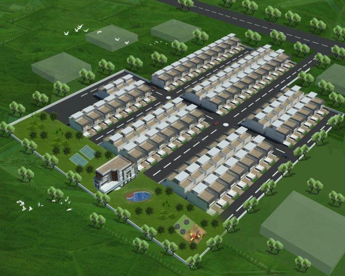 Project Image of 2262.0 - 2485.0 Sq.ft 3 BHK Villa for buy in SV Star Homes Ville Green