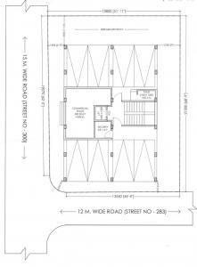 डेनिश समृध्य कोऑपरेटिव में खरीदने के लिए 0 - 1268.0 Sq.ft 3 BHK अपार्टमेंट प्रोजेक्ट  की तस्वीर