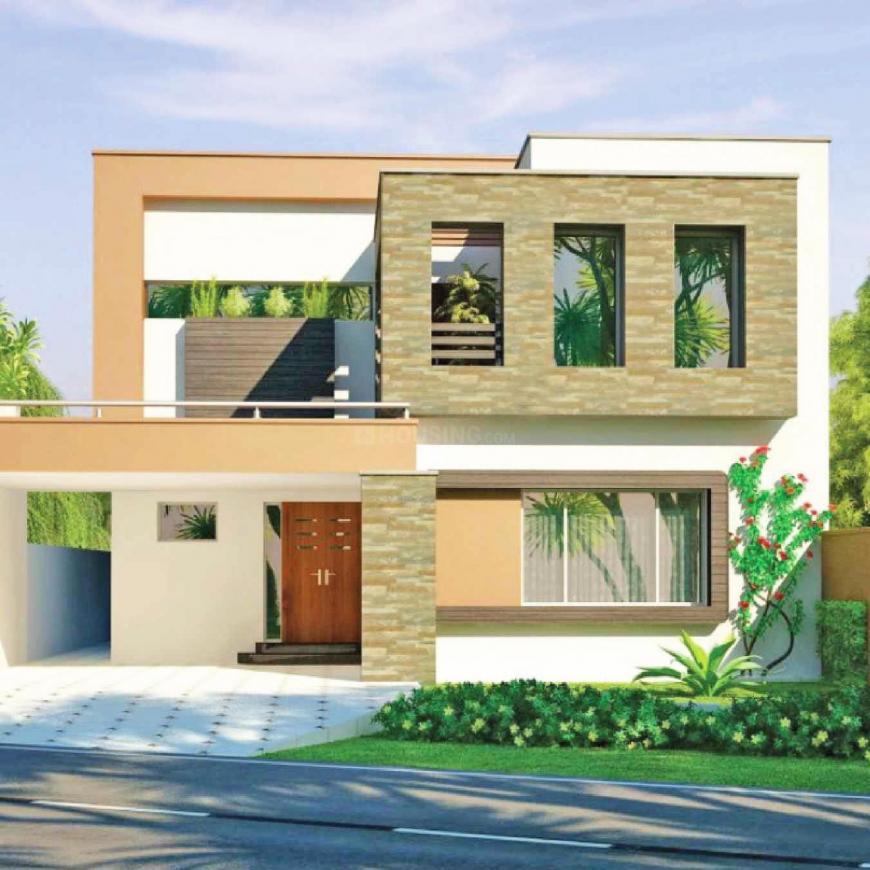 Project Image of 808.0 - 1100.0 Sq.ft 2 BHK Bungalow for buy in Debrupayan Jasmine Villas