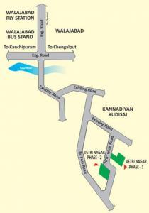 Project Image of 1500 - 2370 Sq.ft Residential Plot Plot for buy in Vetri Nagar Phase I