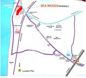 Shri Shakti Sea Woods Residency A Wing