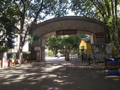 Gallery Cover Image of 1250 Sq.ft 2 BHK Apartment for rent in Uthopia, Wanwadi for 25000