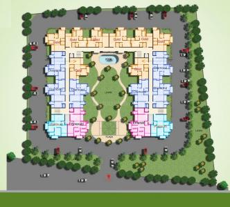 Project Image of 1190 - 1870 Sq.ft 2 BHK Apartment for buy in River Vrindavan Green