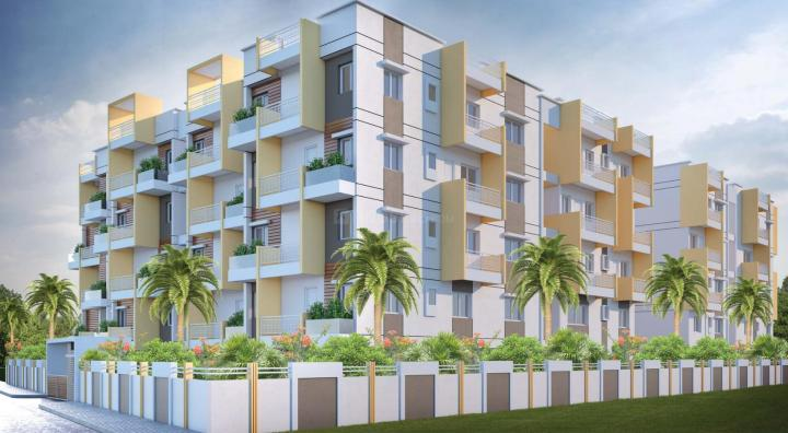 Project Image of 780.0 - 1080.0 Sq.ft 2 BHK Apartment for buy in SSVR Crescent