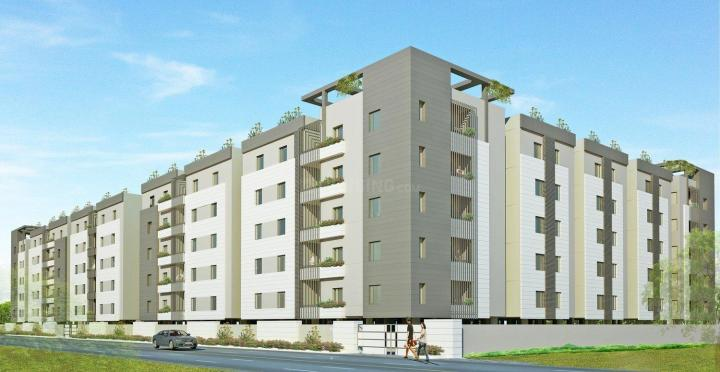 Project Image of 970.0 - 1525.0 Sq.ft 2 BHK Apartment for buy in NSK Exotica