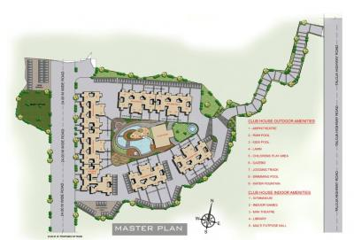 Gallery Cover Image of 665 Sq.ft 1 BHK Apartment for buy in Today Anandam Phase II, Rohinjan for 5000000