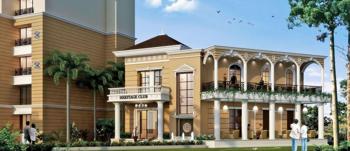 Project Image of 296.98 - 485.02 Sq.ft 1 BHK Apartment for buy in Sri Heritage
