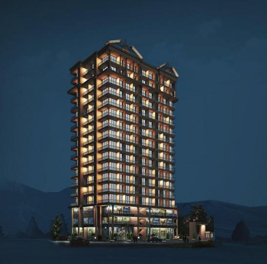 Project Image of 530.0 - 840.0 Sq.ft 1 BHK Apartment for buy in Codename Metro Skyline