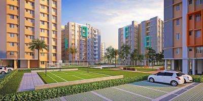Gallery Cover Image of 1066 Sq.ft 3 BHK Apartment for buy in Signum Parkwoods Estate, Mankundu for 2969236