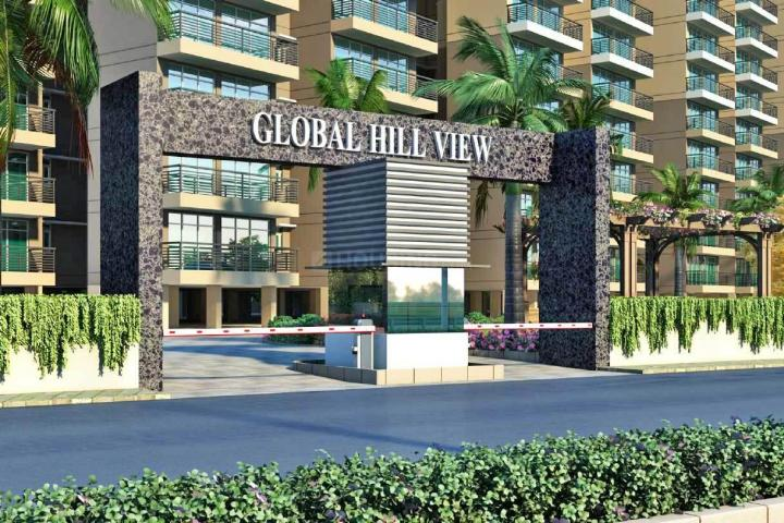 Project Image of 554.0 - 585.0 Sq.ft 2 BHK Apartment for buy in Breez Global Hill View