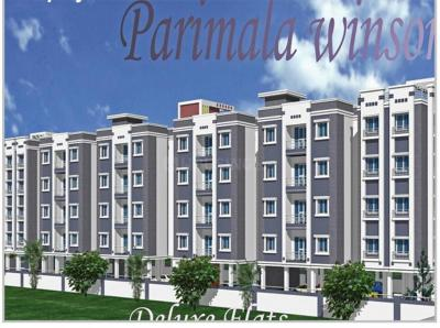Gallery Cover Image of 1450 Sq.ft 3 BHK Apartment for rent in Parimala Winsome, Brookefield for 40000
