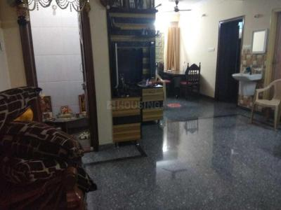 Gallery Cover Image of 1000 Sq.ft 2 BHK Independent Floor for rent in Vijayanagar for 15500
