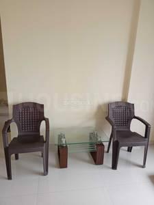 Gallery Cover Image of 645 Sq.ft 1 BHK Apartment for rent in Kandivalikar Pavsha Castle, Kandivali West for 25000
