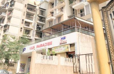 Gallery Cover Image of 850 Sq.ft 2 BHK Apartment for rent in Kharghar for 22000