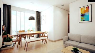 Gallery Cover Image of 1240 Sq.ft 3 BHK Apartment for buy in Joka for 5600000