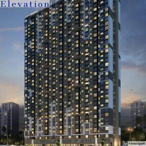 Gallery Cover Image of 462 Sq.ft 1 BHK Apartment for buy in Chandak Next Wing B, Dahisar East for 7400000