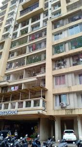 Gallery Cover Image of 665 Sq.ft 1 BHK Apartment for buy in Dronagiri for 3050000