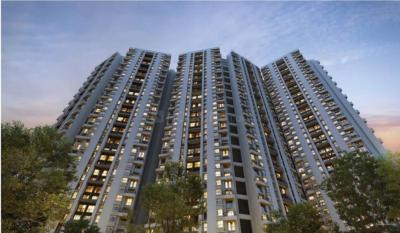 Gallery Cover Image of 1100 Sq.ft 2 BHK Apartment for buy in Adhiraj Capital City Tower Meraki, Rohinjan for 8500000