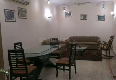 Gallery Cover Image of 1800 Sq.ft 3 BHK Independent Floor for rent in Jangpura for 90000
