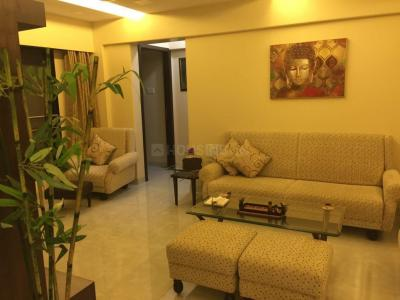 Gallery Cover Image of 1200 Sq.ft 2 BHK Apartment for rent in Bandra West for 130000